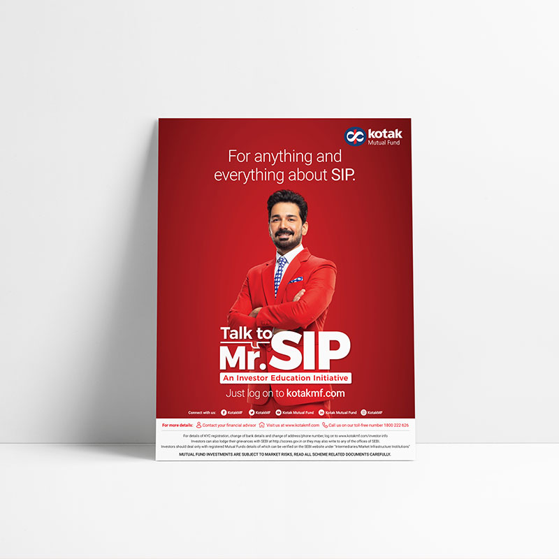 Kotak Mutual Fund – Mr. SIP