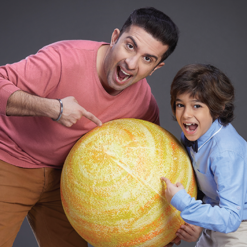 Club Mahindra Out Of The World Contest